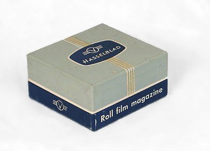 Type Two box for film magazine